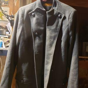 Dressy, nearly new, pea coat